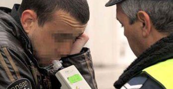 Непил подхвърля английски лири, арестуват го