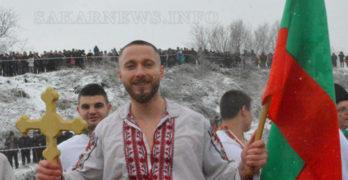 Украинка се потопи за Богоявление в Харманли