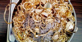 """ТД """"Южна морска"""" продава на търг над 12.5 кг златни и сребърни накити, отнети в полза на държавата"""
