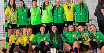 ХК Свиленград е сребърен медалист в турнира по хандбал за Купата на България