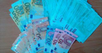 """Контрабандна валута за над 80 000 лева задържаха на """"Капитан Андреево"""""""