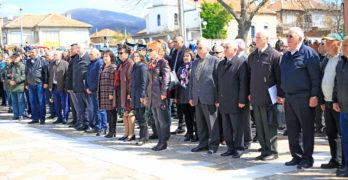 """Емоционална среща на граничари по време на 6 Национален събор """"Граничарите на България"""""""