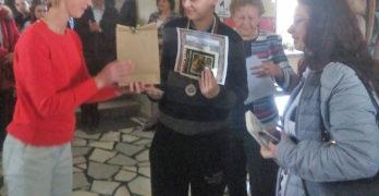 Свиленградски седмокласник е трети в България по история и цивилизация