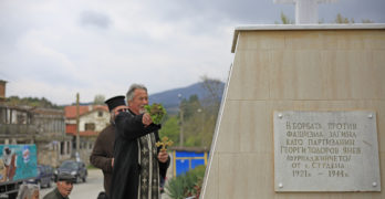 Църквата в Студена пази десетилетия възпоменателни плочи на герои от войните