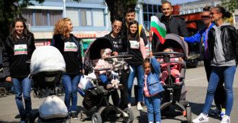 Свиленград се включи в националния протест срещу Стратегията за детето 2019-2030