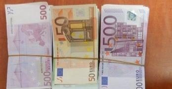 Турчин крие 130 000 евро в кутии с бисквити