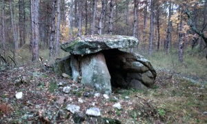 Съвместни дейности за популяризиране и  проучването на долмените около  Левка, Свиленградско