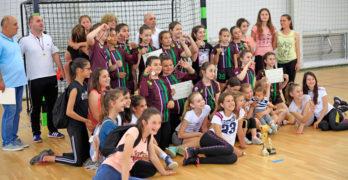 ХК Свиленград спечели шампионската титла на България в шампионата за момичета до 11 години