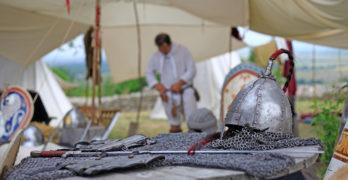 Крепостта в Мезек е домакин на първия средновековен фестивал