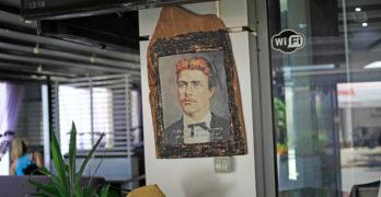 Откраднаха Левски от Стъкленото в Свиленград