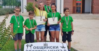 Свиленградските шахматисти са шампиони от XXIV Държавни игри на малките селища