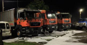 Подпалили сметосъбирачките  в Свиленград по клип в Internet