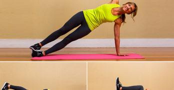 Упражненията за корем – хит във фитнеса