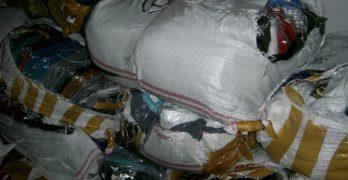 Над 5000 контрабандни текстилни  изделия и обувки  задържаха на Капитана