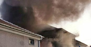 Котлон унищожи гараж в Свиленград /видео/