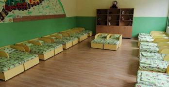 Децата от училището в свиленградското село Левка вече имат спално помещение