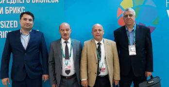 Никола Динков участва на икономически  форум в Руската федерация