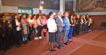 Единственото представители на ГЕРБ почетоха тържественаталитургия по случай празника на Свиленград