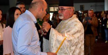 Арх. Карчев откри предизборната си кампания за кмет на Свиленград с водосвет за здраве и благополучие