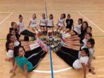 Момичетата на Свиленград, до 12 години, започват атака на шампионската титла