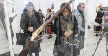Пушката на Капитан Петко войвода е изложена в Хасково
