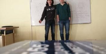 Свиленградчанинът Стоян Малинин спечели сребърен медал по информатика в Казахстан