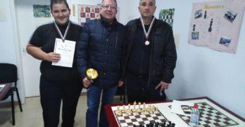 Живко Великов спечели новогодишен турнир по шахмат