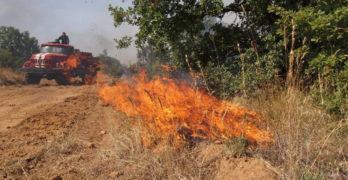 Главен инспектор Ивелин Тонев: Изпратихме старата година с пожар, посрещнахме 2020-та с нови пламъци