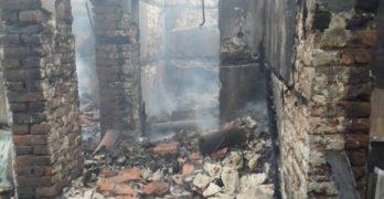 Мъж загина в пожар в Студена, Свиленградско