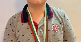 """Свиленград има своя златен медалист от националното математическо състезание """"Иван Салабашев"""""""