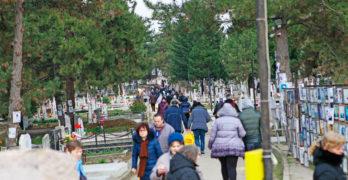Свиленградчани отбелязват Голяма Задушница
