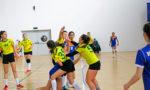 14-годишните хандбалистки на Свиленград с 3 победи от 3 възможни