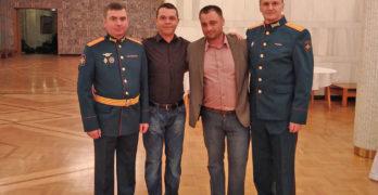 Тодор Лозев за седми пореден път бе в Посолството на Руската федерация