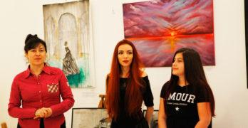 Поредната изложба на Мая Борисова е подредена в арт галерията на Свиленград