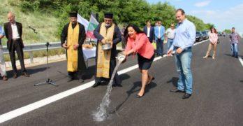 """Осветяват входа на Свиленград от автомагистрала """"Марица"""""""