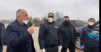 """Бойко Борисов: От утре тировете трябва да са на летище """"Узунджово"""""""