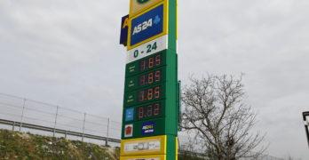 До Свиленград продават бензин и дизел на една цена – 1.85 лв./л