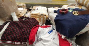 "На МП ""Капитан Андреево"" откриха недекларирани 148 000 защитни маски в камион"