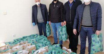 И БСП-Свиленград с дарителска акция в общината, раздадоха  половин тон продукти