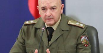 Ген.- майор Мутафчийски: Към тази сутрин общият брой на заразените с коронавирус е 522, починалите са 18, излекуваните са 37