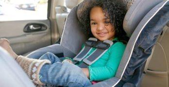 Детско столче в колата – задължително!