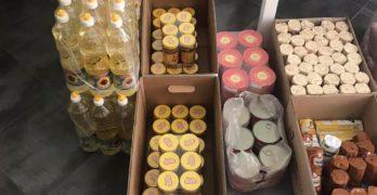 Над 1 тон хранителни продукти осигуриха за нуждаещи се дамите и приятелите от Свиленград