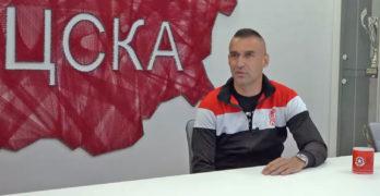 Свиленградската голова машина Мартин Камбуров подписа с ЦСКА 1948