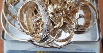 "Над половин килограм златни накити откриха митническите служители на МП ""Капитан Андреево"""