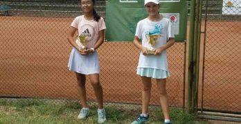 Свиленградчанката Рая Стайкова стана първа на регионалното първенство по тенис