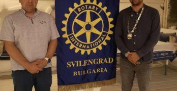 Ротари клуб – Свиленград избра Никола Минков за президент, най-младият в 20-годишната история на клуба