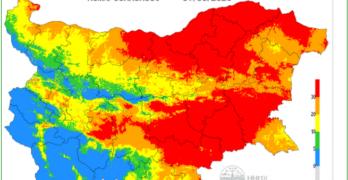 Червен код за високи температури и силни ветрове в Хасковско