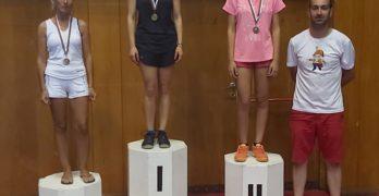 Два медала – сребърен и бронзов, за Магдалена Цветанова в бадминтона