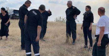 Гл. комисар Николов: Пожарът край Варник, Свиленградско, е овладян /видео/