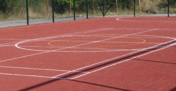 Езиковата и още две училища в Хасково са с реконструирани спортни площадки